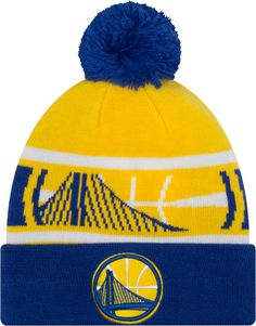 e915f0a0c New Era Youth Golden State Warriors Callout Knit Hat