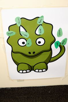 pin the tail on the dinosaur template - donkeys dinosaur party and the head on pinterest