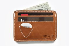 The Picker's Wallet - Tan