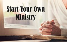 How Can You Start Your Own Ministry? ~ Trial and Error ~ I should have received more training or read more on the subject of starting a ministry before I began one, because I was a comedy of errors along the way. My first ministry was actually started by God's providence because I wasn't planning on beginning a nursing home ministry. [...]   Read more: http://www.whatchristianswanttoknow.com/how-can-you-start-your-own-ministry/#ixzz4Wd1FnlKl