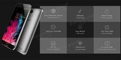 UMI TOUCH 5.5 inch Android 6.0 3GB RAM MT6753 Octa core 4G Smartphone Sale - Banggood.com