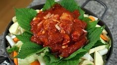 Dakgalbi (Spicy grilled chicken and vegetables) recipe - Maangchi.com