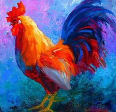 Rooster...Just beautiful...handsome guy!!!
