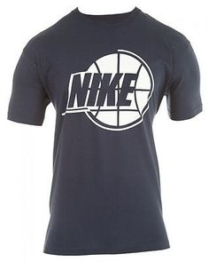 NIKE BASKETBALL MENS Mens T-Shirts 396274-451 IMPERIAL BLUE/WHITE SZ-S