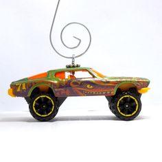 1971 71 Buick Riviera Monster Jam Car Christmas by BettyGiftStore