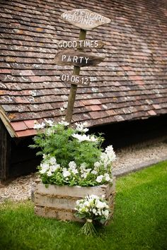 Rustic theme wedding at Lains Barn, Wantage - flowers & decor by Seventh Heaven Events #seventhheavenevents