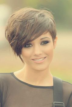 Cute Easy Short Hairstyles | 2013 Short Haircut for Women