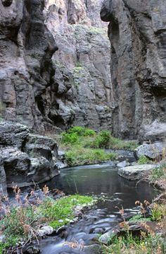 Jack's Creek Canyon, Owyhee county, Idaho