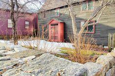 The Pickman House (c.1664), Salem, Massachusetts | New England Living