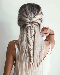 Loop loop braid