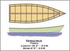 Veracruz Panga Boat Plans