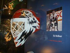 Ed Belfour - Hockey Hall of Fame, Toronto