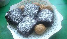 Cuketová buchta s ořechy 20 Min, Food And Drink, Pudding, Fruit, Desserts, Tailgate Desserts, Deserts, Custard Pudding, Puddings