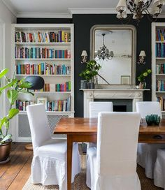 Home interior Design Videos Living Room Hanging Plants Link – Right here are the best pins around Coastal Home interior! Interior Garden, Interior Design Kitchen, Home Design, Design Ideas, Design Projects, Georgian Style Homes, Georgian Townhouse, London Townhouse, Victorian House Interiors