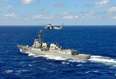 "#US #Warship Challenges #China""s Claims in South #China Sea..."