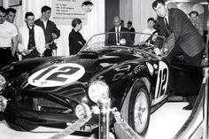 CSX 2127 avec Carroll Shelby au salon de new york en 1963