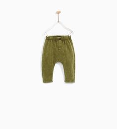ZARA - KIDS - SEAMED TROUSERS
