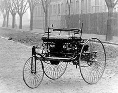 "Carl Benz Patent-Motorwagen, First (dune or horse?) ""buggy"" ever . Chrysler Voyager, Volkswagen Transporter, Toyota Prius, Mercedes Benz, Citroen Ds, General Motors, Rolls Royce, Audi Quattro, Benz Patent Motorwagen"