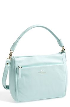 kate spade new york 'cobble hill - little curtis' leather crossbody bag available at #Nordstrom. 3993.94 pesos