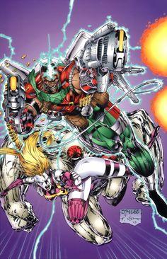 StormWatch WildStorm Comics