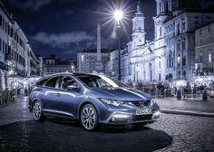 2014 Honda Civic Tourer Blue Wallpapers 600x429 2014 Honda Civic Tourer Full Review with Images
