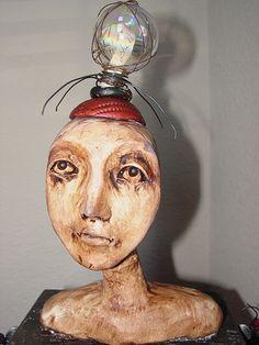 close of secret doll flash. Lisa Renner