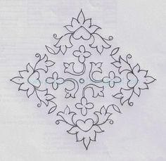 Dots 17 to 1 Rangoli Designs Flower, Rangoli Border Designs, Rangoli Patterns, Rangoli Ideas, Rangoli Designs Diwali, Rangoli Designs Images, Rangoli Designs With Dots, Flower Rangoli, Rangoli With Dots