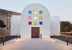 A Modern Guide to Austin: See Ellsworth Kelly's rainbow chapel, hit the best fests + eat all the BBQ