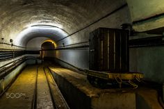 Maginot line Ouvrage Four à Chaux  City and architecture photo by WarCat http://rarme.com/?F9gZi