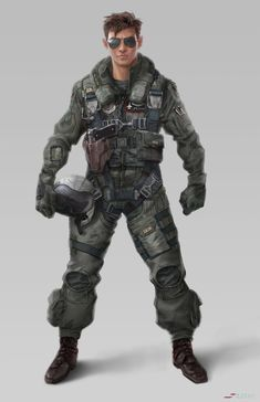 Fighter Pilot, JROID S on ArtStation at https://www.artstation.com/artwork/fighter-pilot-cc017bec-ea26-45f6-b8f4-8f5af137113a