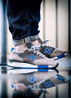 New Balance M998JSI 'Pebble Blue'