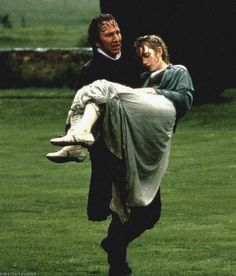 "Alan Rickman - still shot from the 1995 movie ""Sense and Sensibility"""