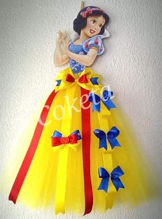 Details about 20 water slide nail art transfer manicure Cinderella inch Trendin Tutu Bow Holders, Princess Room Decor, Disney Hair Bows, Princess Hair Bows, Snow White Birthday, Wedding Dresses With Flowers, Disney Princess Party, Diy Bow, Indoor Birthday