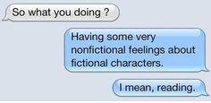 Reading explained…