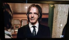 Yes, that was Rick Springfield on 'American Horror Story: Cult' #RickSpringfield #AmericanHorrorStory