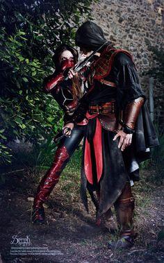 Dark Brotherhood - Female & Male