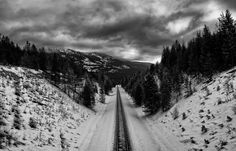 Posts about train written by Mike Winter Photography, Fine Art Photography, Winter Photos, Train Tracks, Winter White, Wyoming, Beautiful Landscapes, Cinematography, Black And White Photography
