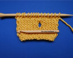 Frequent errors when knitting http://www.weareknitters.com/en/blogwak/2014/03/28/frequent-errors-when-knitting/