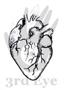 Anatomical Heart, 3rd Eye, Stamps, Peace, Eyes, Seals, Postage Stamps, Stamp, Sobriety
