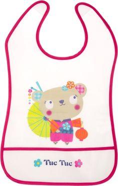 Babete kimono, para bebé - tuc tuc