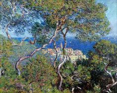 Claude Monet - Bordighera (1884)