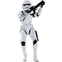 Boneco Star Wars Stormtrooper Black Series 6""