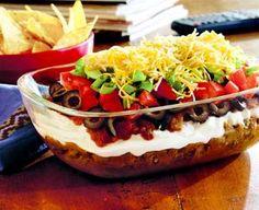 Easy recipe: 7-Layer Taco Dip - Rockford, IL - Rockford Register Star