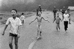 Kim Phuc, historia de una fotografía marcada por el Napalm