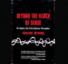 Beyond the Reach of Sense  An Inqury Into ESP by DesiresAndNeeds, $16.00