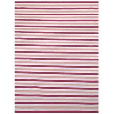 Winston Porter All weather and hand-woven, these area rugs are made of polypropylene. Durable and maintenance free, these gorgeous striped area rugs are made to compliment today's patio furniture. Rug Size: x White Area Rug, Beige Area Rugs, Teal Rug, Patio Rugs, Farmhouse Rugs, Pink Beige, Coral, Carpet Stains, Rug Sale
