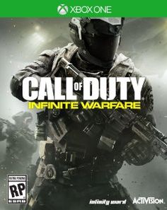 Infinity Ward, the award-winning studio that helped create the Call of Duty franchise, reaches new heights with Call of Duty: Infinite Warfare. Infinite Warfare Zombies brings a totally fun, wickedly fresh take to Call of Duty Zombies. Playstation Games, Xbox One Games, Ps4 Games, Games Consoles, Nintendo 3ds, Configuration Pc, Cod Infinite Warfare, Saga, Call Of Duty Zombies