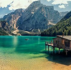 Largo di Braces, pragser wildsee,Bolzano, Italy