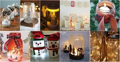 Mason jars have come a long way from merely storing food or preserves – they've become a crafting/decorating staple! Hopefully you've been storing your empties to reuse in a crafty way because here's the perfect opportunity to create something really special for the holiday season. Happy...