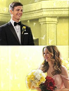Barry and Catlin's wedding Captain Canary, Barry And Caitlin, Snowbarry, Killer Frost, Danielle Panabaker, Fastest Man, Flash Arrow, If I Stay, Green Arrow